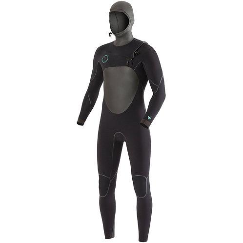 Vissla North Seas 5.5/4.5/3 Hooded Full Wetsuit