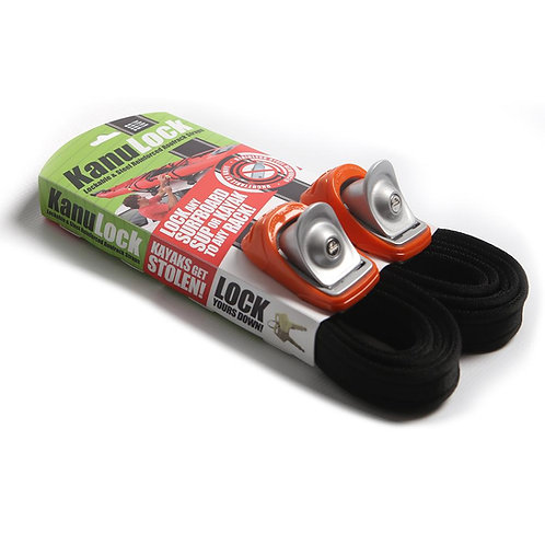 Kanulock 3.3m Lockable Tie Down Straps
