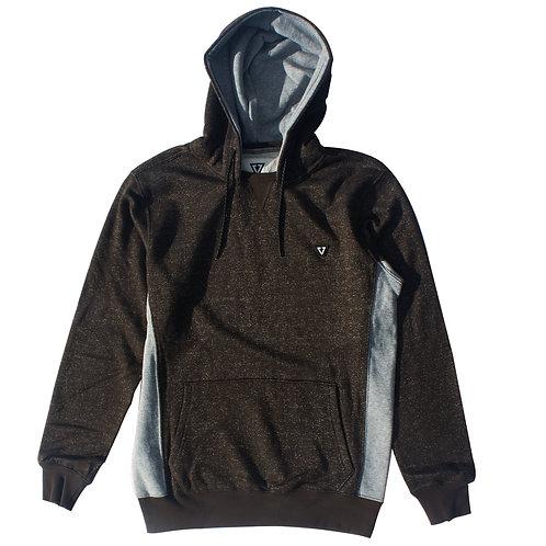 Vissla All Sevens Hooded Fleece - Java