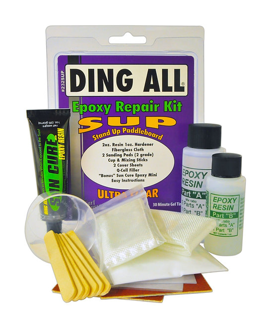 Ding All Epoxy SUP Repair Kit