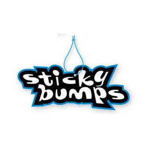 Sticky Bumps Car Air Freshener - Blueberry