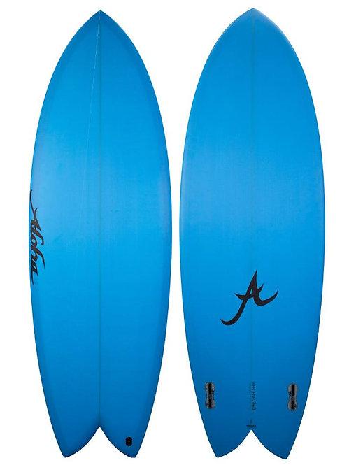 """Aloha Keel Fish PU 5'4"""" FCS II"""