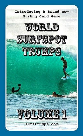 World Surfspot Trumps Volume 1