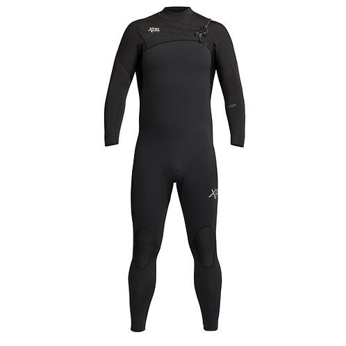 Xcel Comp Wetsuit 4/3mm - Black