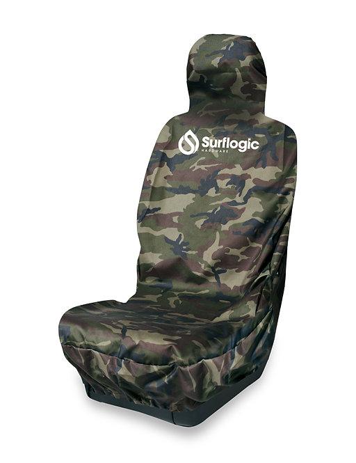 Surflogic Waterproof Car Seat Cover - Camo