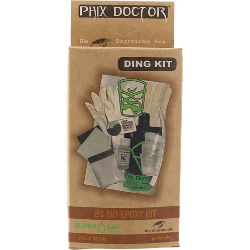 Phix Doctor 2:1 Bio Epoxy Surfboard Repair Kit 2oz