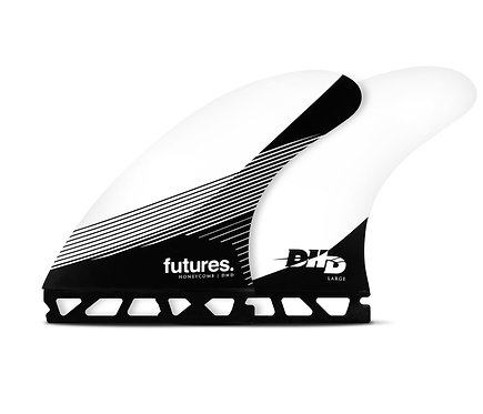 Futures. DHD Honeycomb Tri Fins