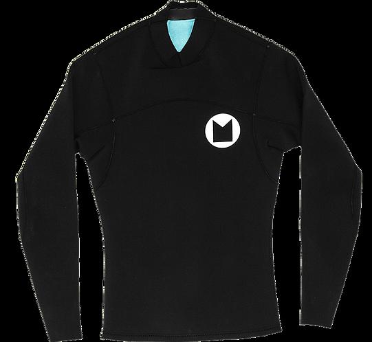Modom Surf Neoprene Vest 2mm - Blackness