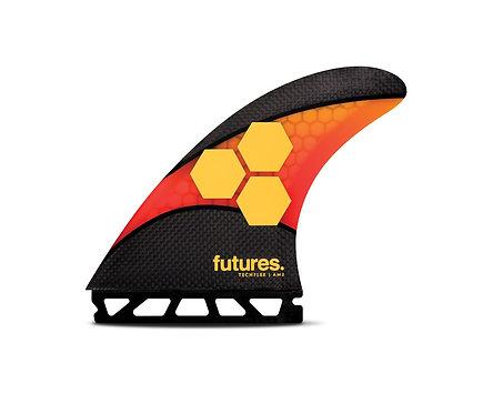 Futures. Al Merrick AM2 Techflex Tri Fins