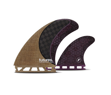 Futures. Rasta Twin +1 Fins