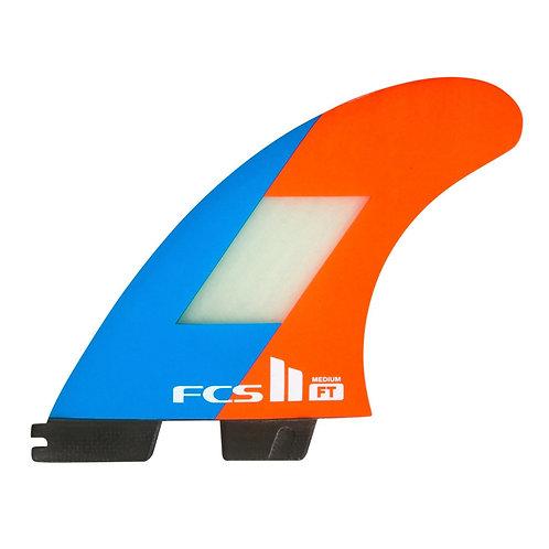FCS II FT Filipe Toledo Tri Fins