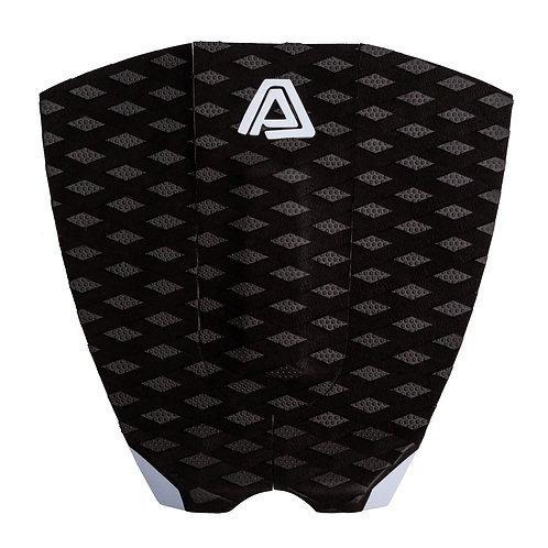 Arcade Tri-Fecta Pad Surf Traction Pad - Black
