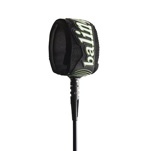 Balin 6' Bull Leash - Black/Green