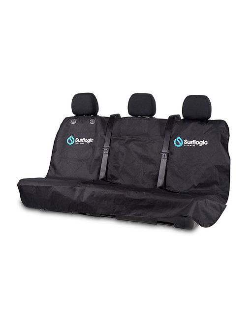 Surflogic Waterproof Car Seat Cover Back/Triple Seat Clip System