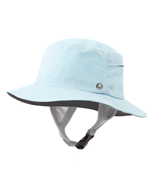 Ocean & Earth Ladies Bingin Soft Peak Surf Hat - Aqua