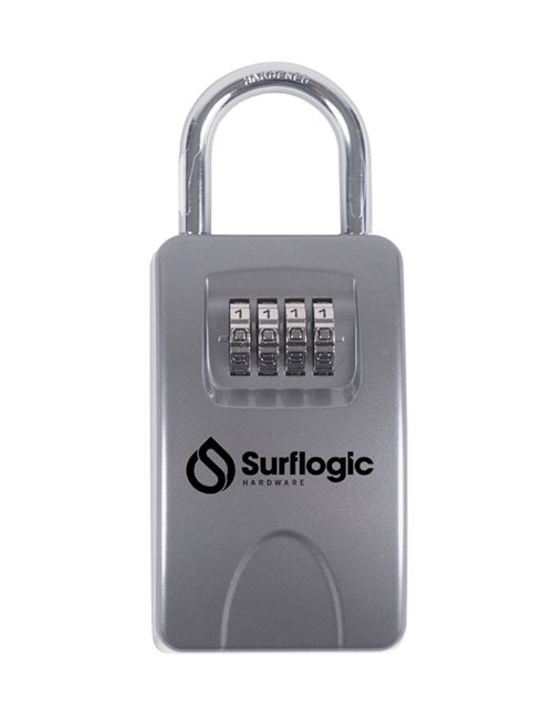 Surflogic Key Lock Maxi - Silver