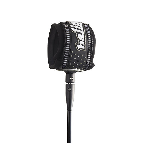 Balin 9' Longboard Leash Ankle - Black