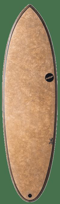NSP Cocoflax Hybrid Foil