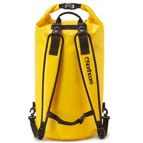 Northcore Wetsuit Dry Backpack - Yellow