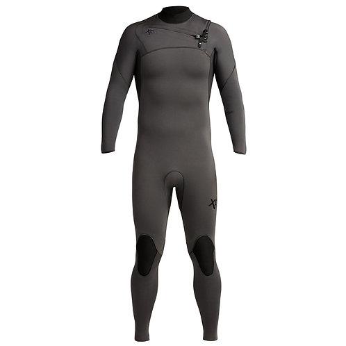 Xcel Comp Wetsuit 4/3mm - Jet Black