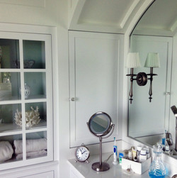 Cabinets, Built-ins & Finish Work