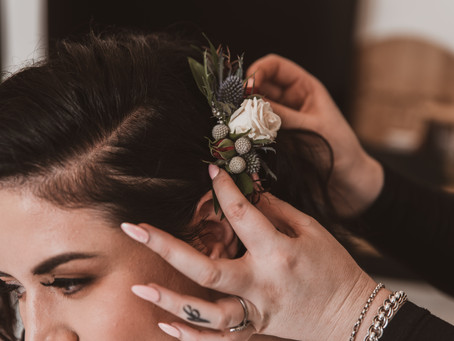 Playing bride with Sawyers Photography - April 2019 Styled Shoot
