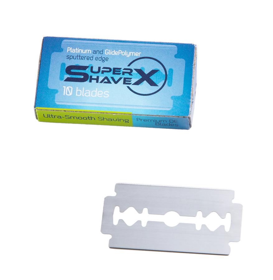 SuperShave X Razor Blade Maufacturer