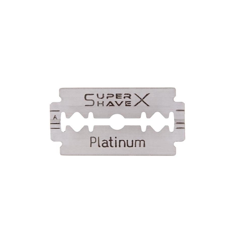 SuperShave Razor blade factory