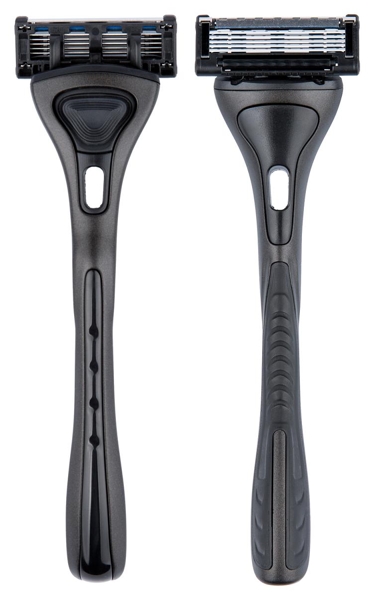 5 blade razors with back trimmer manufacturer