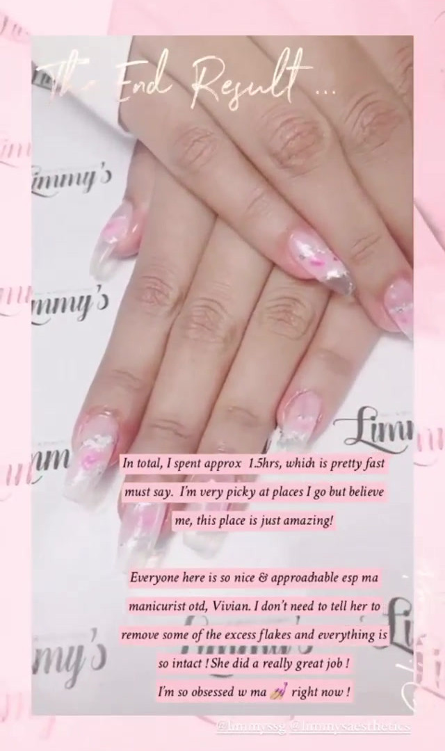Unlimited Nail Extensions