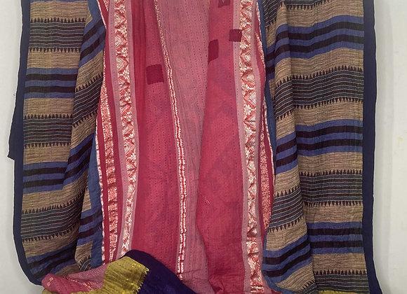 Oversized Kantha Quilt