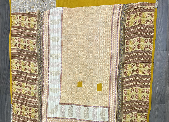 Tumpa #2/Mina Oversized Quilt