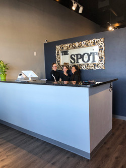 Meet our friendly front desk staff!