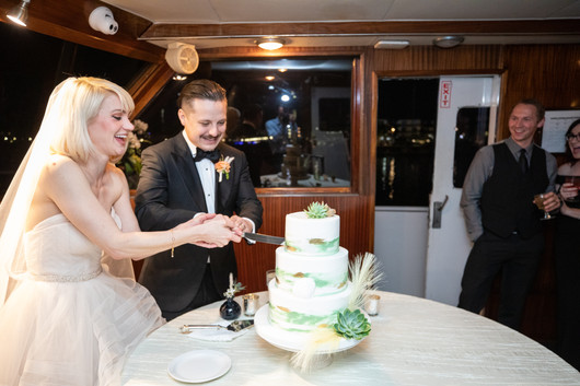 Wes and Natasha's Wedding