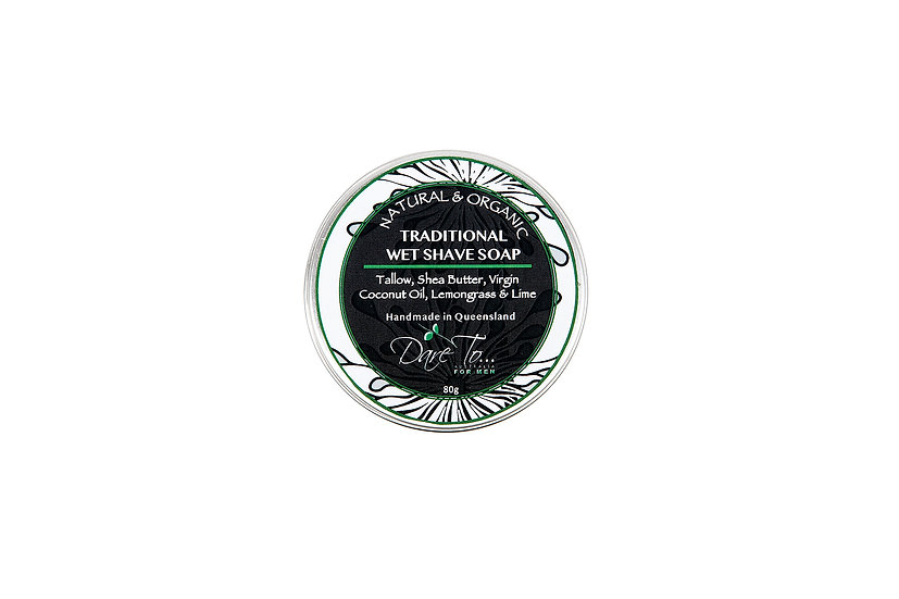 Traditional Wet Shave Soap