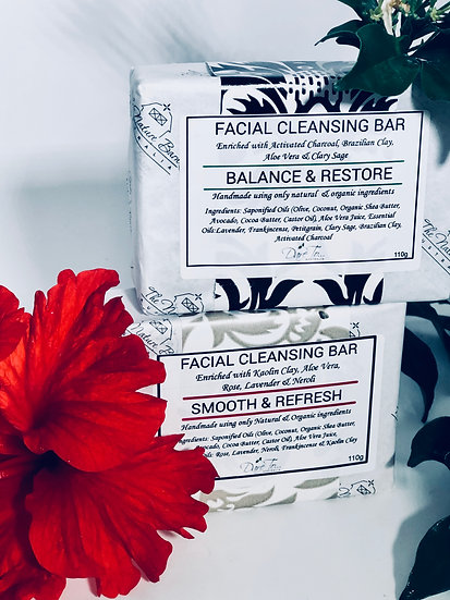 Facial Cleansing Bars