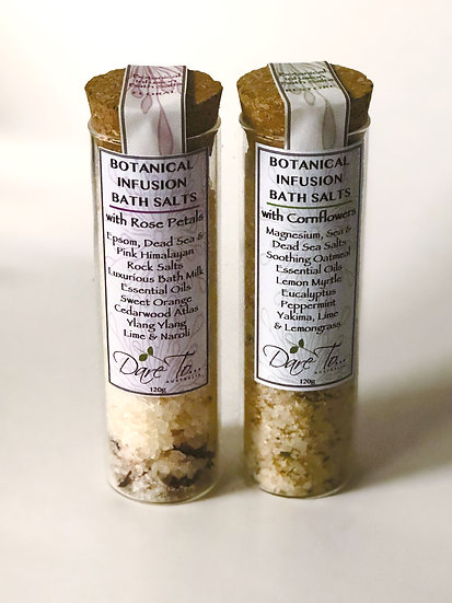 Botanical Infusion Bath Salts