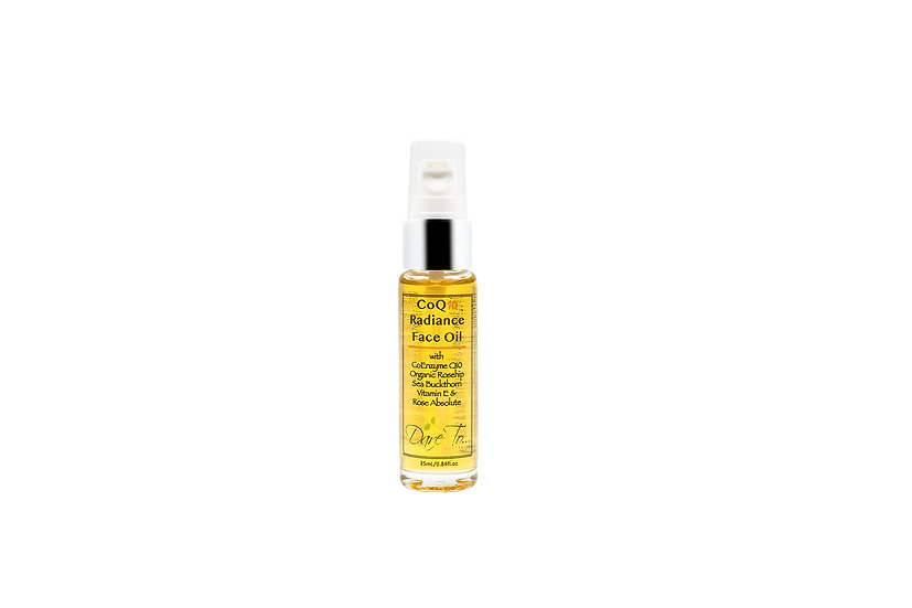 CoQ10 Radiance Face Oil