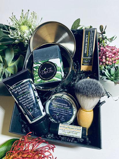 Ultimate Mens Shaving Gift Set