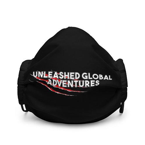 Unleashed Global Adventures Face mask
