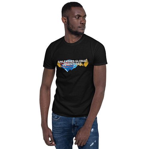 Unleashed Global Adventures Short-Sleeve Unisex T-Shirt