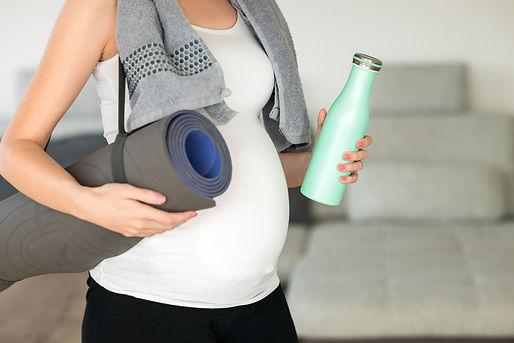 Schwangerschaftsfitness