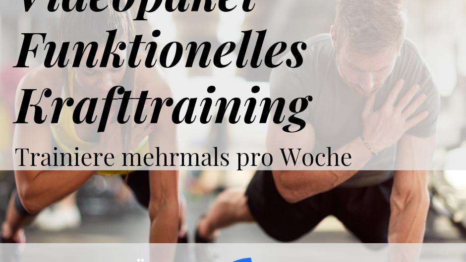 Videopaket Funktionelles (Kraft-) Training