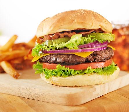Born in the USA Burger