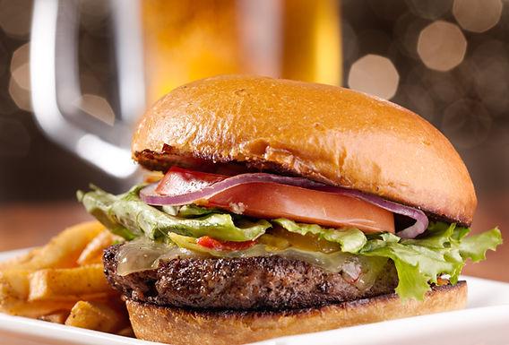 The Beyond Grid Burger