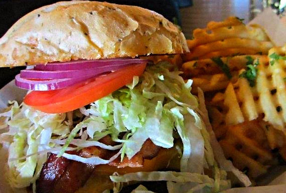 The Grid Burger