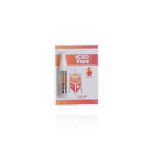 CBD Vape Cartridges (WL)