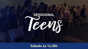 9.Devocional dos Teens