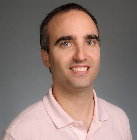 Foto de frente de Dr. Jeremías Galetti