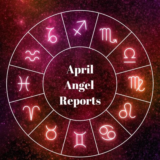 April 2019 Zodiac